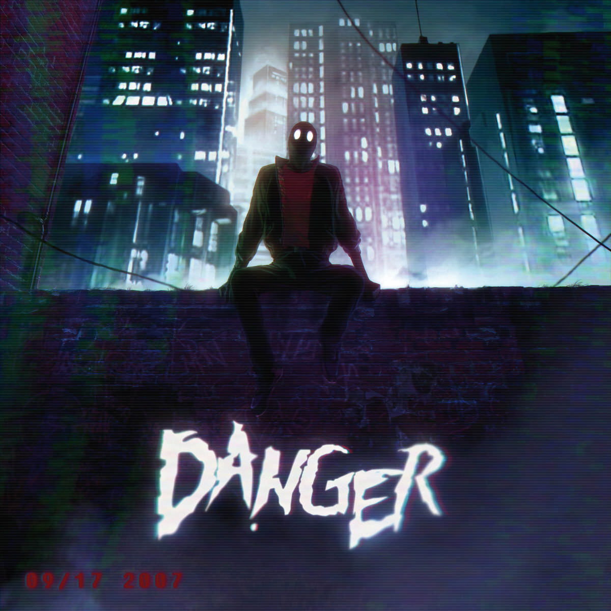 Danger - 09/17 2007 EP - Cover - M