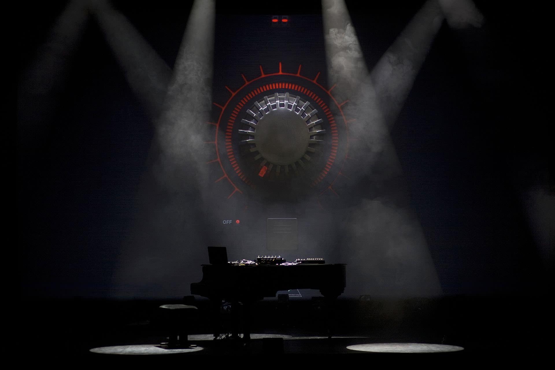 Danger Live Grand Piano