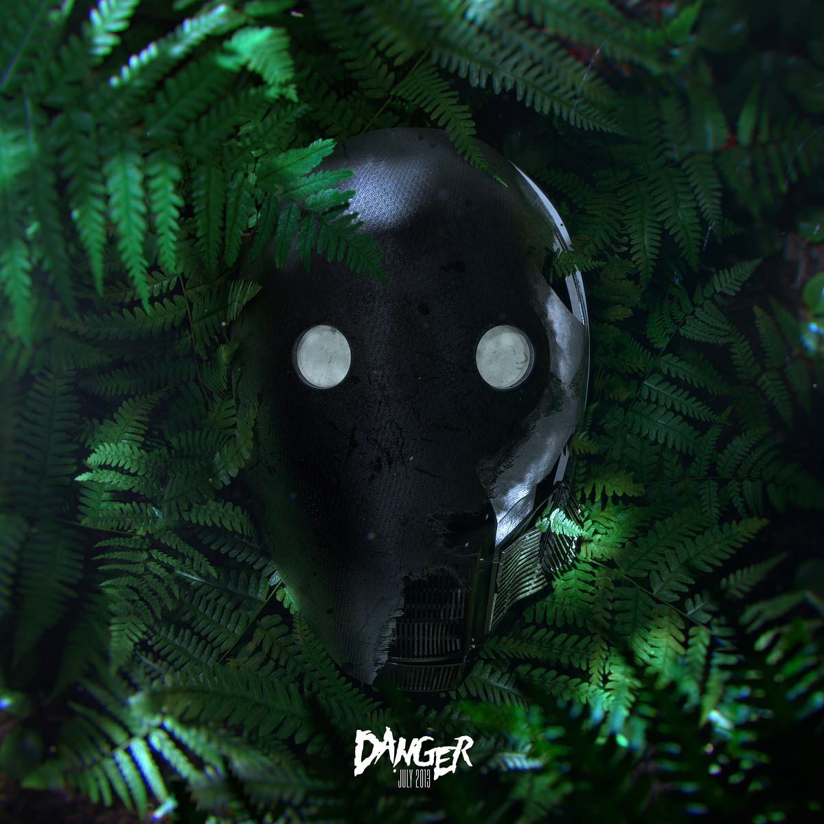 Danger - July 2013 EP - Cover
