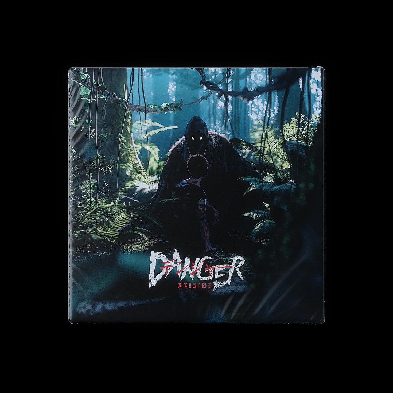Danger - Origins LP ▲ Out January 18 2019 [Pre-Order] 12